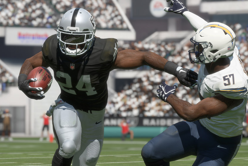 The second phase of the Madden franchise model will take place in mid-January